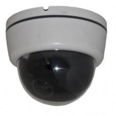 Купольная видеокамера 600 ТВЛ с вариобъективом LVDM-5122/012 VF