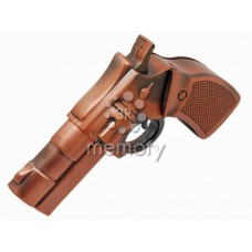 AP-UM9002-8GB-CU USB-флэш накопитель Apexto Револьвер, медь, 8GB