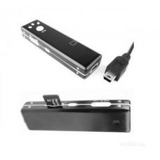 Скрытая мини видеокамера Ambertek DV033 размером с упаковку жвачки