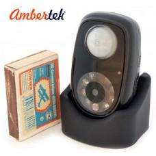 Мини видеокамера Ambertek DV2000 с датчиком движения и ночным IR видением