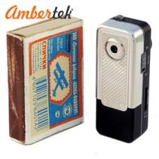 Мини видеорегистратор Ambertek G100 - мини камера с детектором движения