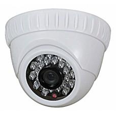 Недорогая купольная видеокамера 540 ТВЛ с ИК подсветкой LVDM-5000/012