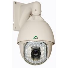 Профессиональная уличная скоростная поворотная видеокамера LVHS-5241/024