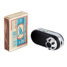 Мини камера HD 1080p с ночной подсветкой, датчиком движения и углом обзора 170° MD98