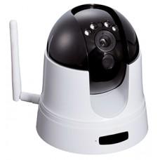 Поворотная беспроводная PTZ Wi-Fi IP-миникамера myDlink5222L с ночной подсветкой