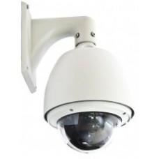 Морозостойкая (-55ºС) уличная высокотехнологичная поворотная купольная видеокамера PPL-2758-P1T